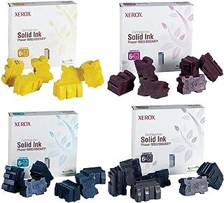 Best Xerox 108R00749, 108R00746, 108R00747, 108R00748 Solid Ink Cartridge Set Review