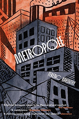 Metropole (English Edition)