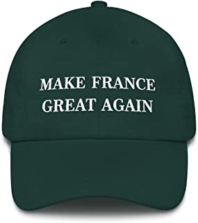 Hogue WS LLC Make France Great Again Hat (Dad Cap)