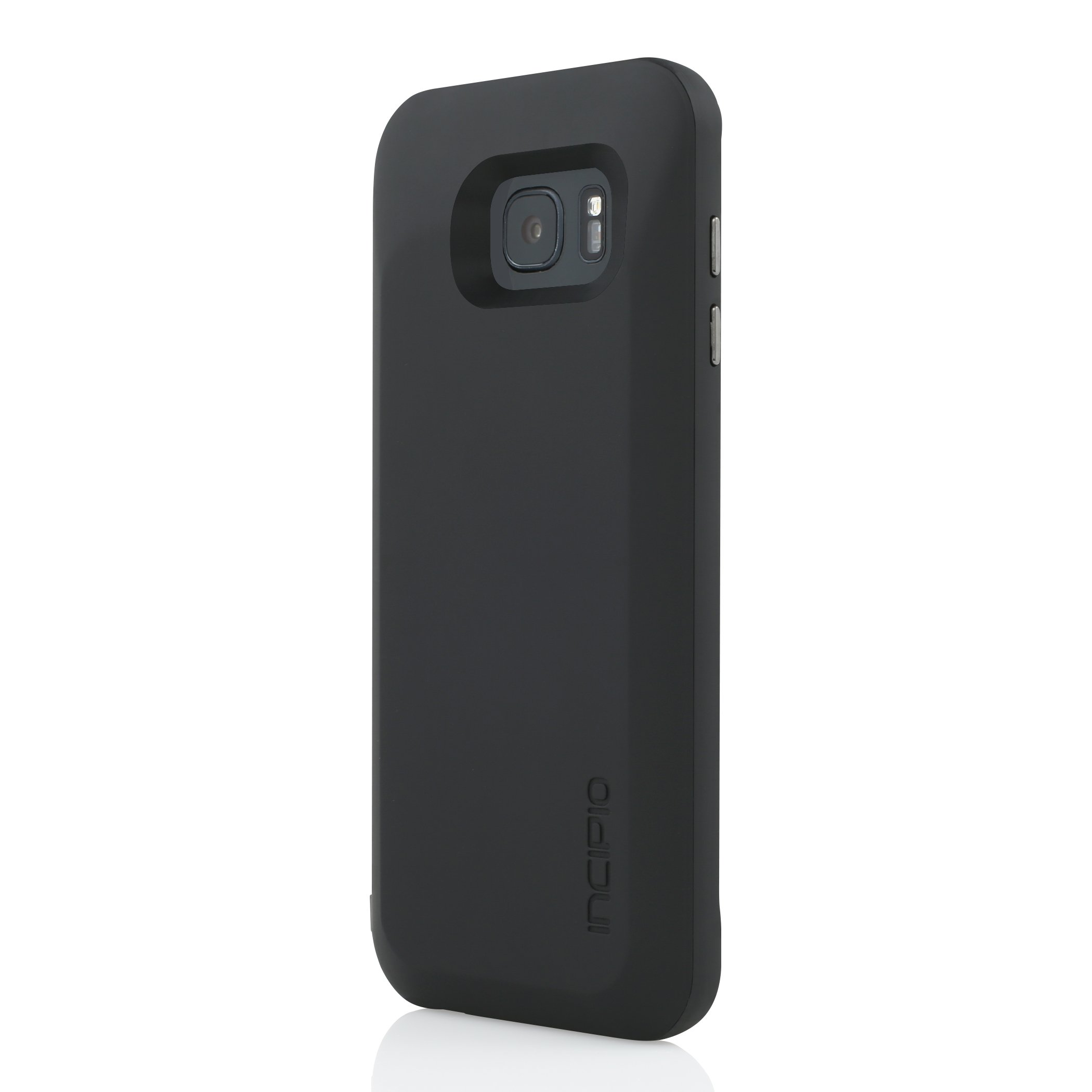 Incipio offGRID batería Case para Samsung Galaxy S7 Edge en negro - de Samsung Certificado Carcasa [batería