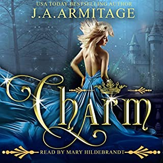 Charm     Reverse Fairytales, Volume 1              By:                                                                                                                                 J.A. Armitage                               Narrated by:                                                                                                                                 Mary Hildebrandt                      Length: 7 hrs and 5 mins     Not rated yet     Overall 0.0