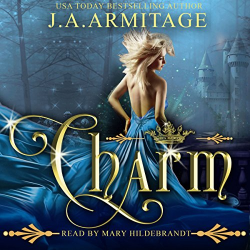 Charm audiobook cover art