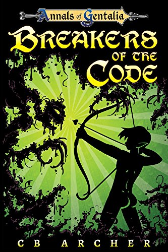 Breakers of the Code (The Anders' Quest Series Book 1) (English Edition)
