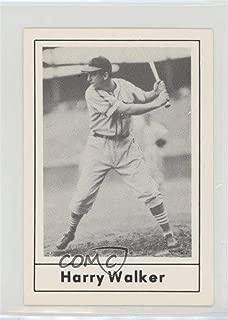 Harry Walker (Baseball Card) 1978 Grand Slam - [Base] #95