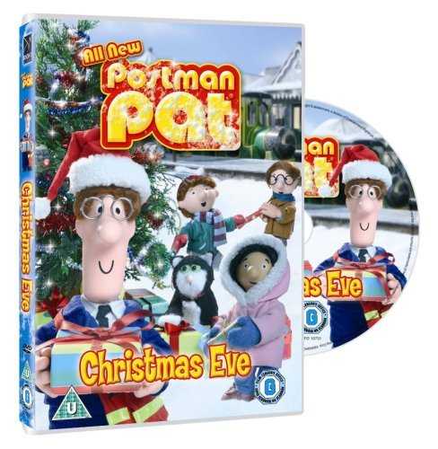 Postman Pat - Christmas Eve/ Pat Goes Undercover/ Pet Rescue/ Clifftop Adventure/ Ice' Capade [UK Import]