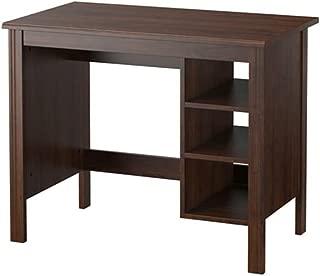 IKEA Brusali Desk Brown Size 35 3/8x20 1/2
