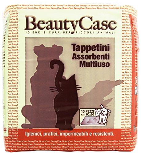 BeautyCase Lot de 10 Tapis absorbants Multi-usages