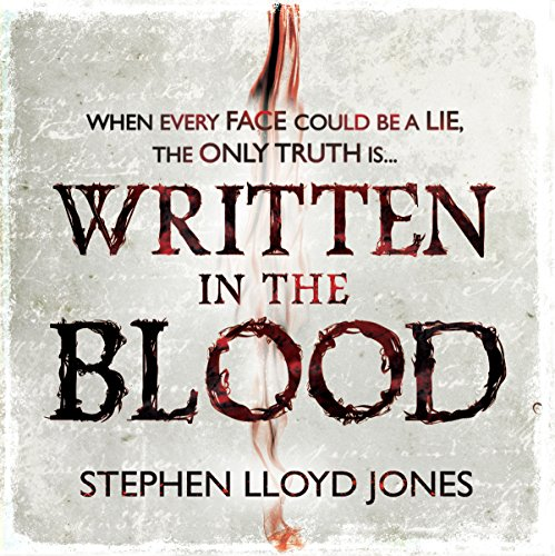 Written in the Blood cover art