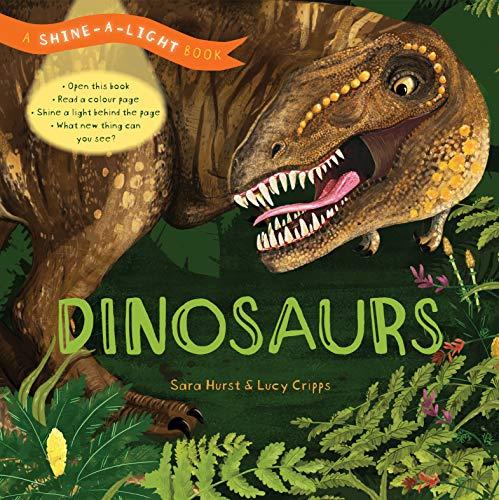 Shine-a-Light: Dinosaurs: A Shine-a-Light Book