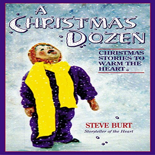 A Christmas Dozen audiobook cover art