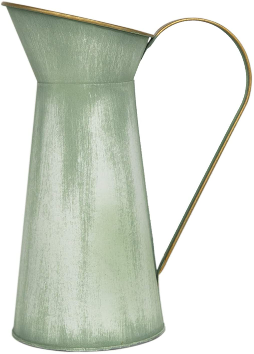 Putuo sold out Decor Shabby Chic Metal Classy Don't miss the campaign Fren Vase Flower Primitive