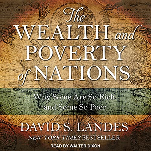 The Wealth and Poverty of Nations Titelbild