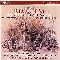 Verdi: Requiem / Quattro Pezzi Sacri (Four Sacred Pieces) (1995-04-11)