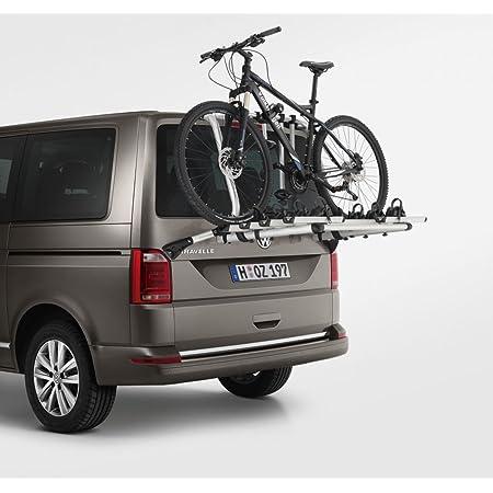 Volkswagen 7e0071104a Fahrradträger Original Vw T6 Heckträger Max 4 Fahrräder Nur Für Elektrische Heckklappe Auto
