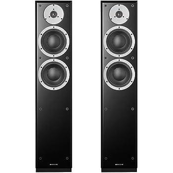 Dynaudio Emit M30 Floorstanding Speakers - Pair (Satin Black)