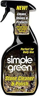 Simple Green Stone Cleaner and Polish 32oz Trigger Spray