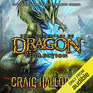 The Chronicles of Dragon Collection: Series 1 Omnibus, Books 1-10 audiobook cover art