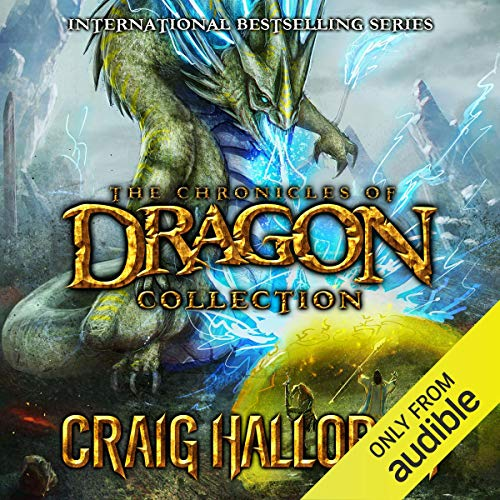 The Chronicles of Dragon Collection: Series 1 Omnibus, Books 1-10 cover art