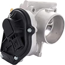 OCPTY New Electric Throttle Body Replace S20025 Fuel Injection Throttle Body Assembly fit for 2006 2007 Ford Five Hundred/Freestyle, 2005 2006 2007 Mercury Montego(No Water Hose)