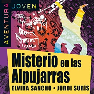 Misterio en las Alpujarras [Mystery in the Alpujarras] cover art