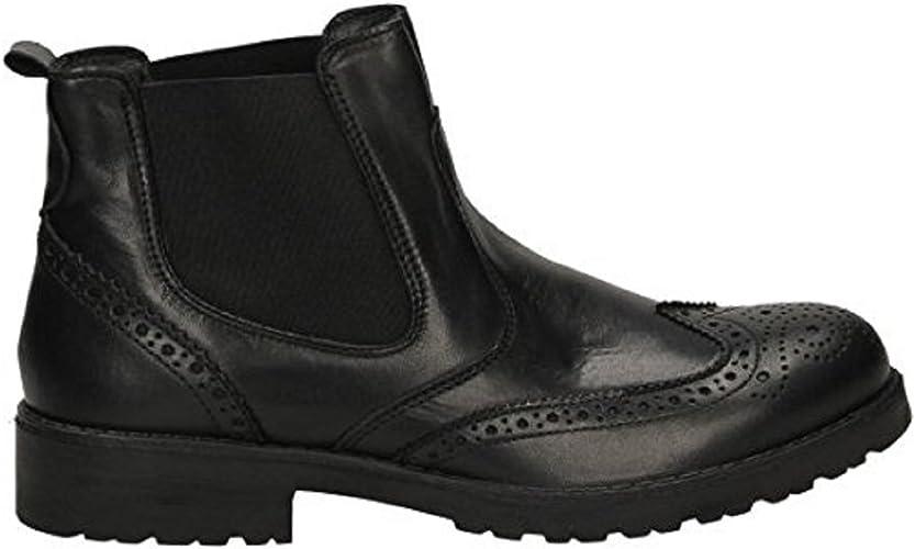 Igi&Co , Chaussures de Sport d'extérieur pour Femme Noir Noir 36 EU