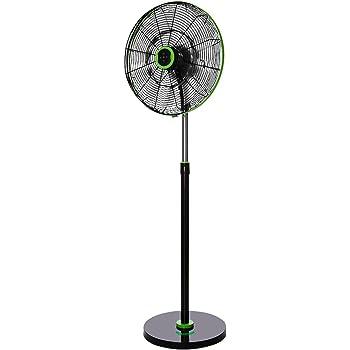 Orbegozo 17427 Ventilador de pie silencioso, mando a distancia, 18 aspas, 45 cm de diámetro y 90 W de potencia, No aplica: Amazon.es: Hogar