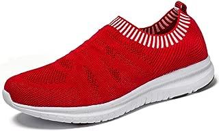Yatorso Men's Slip On Walking Shoes Lightweight Causual Running Sneakers