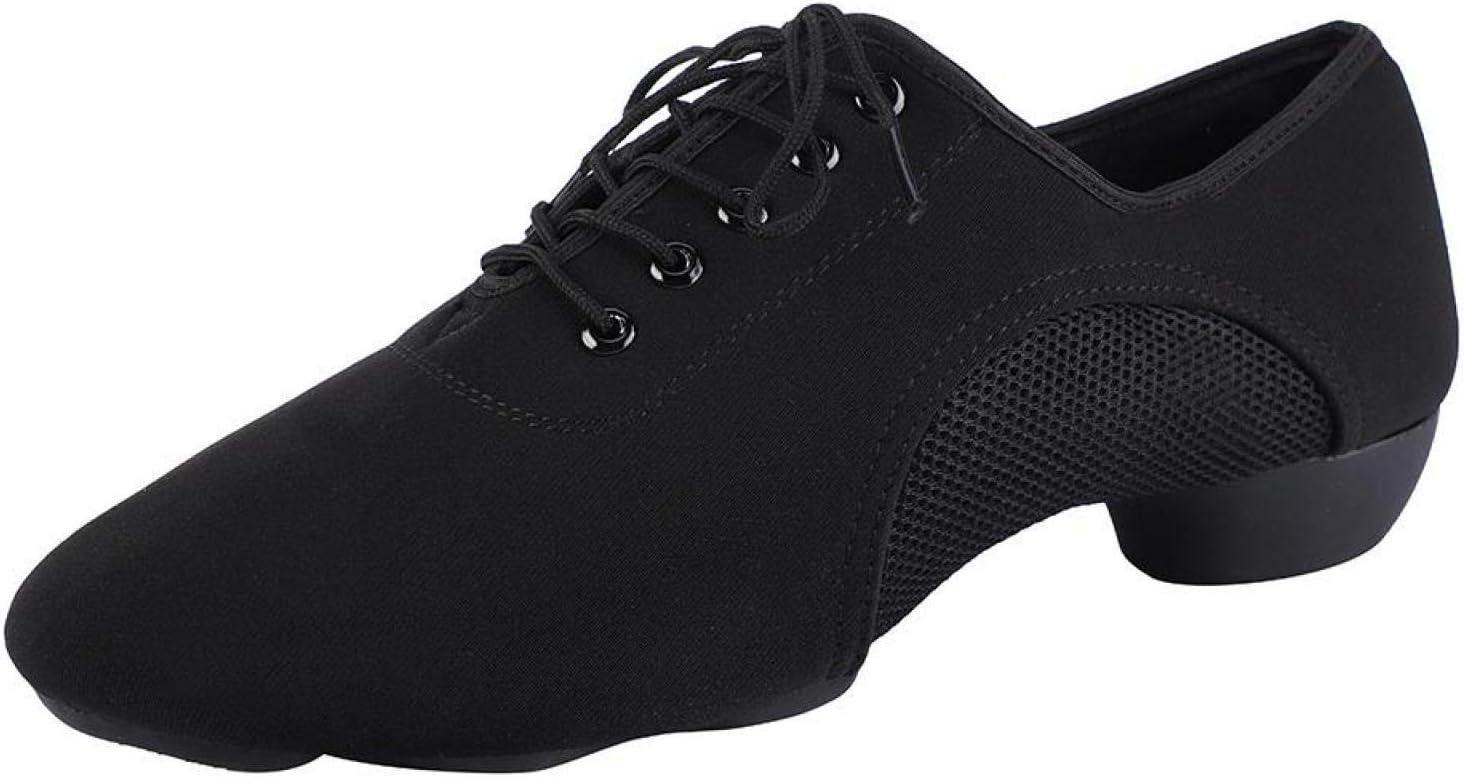 VGEBY Dance Shoes, Soft Comfortable Latin Shoes Dancing Shoes Ballroom Shoes for Women & Men