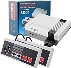 $24 » Sponsored Ad - Classic Retro Game Console Mini Video Game Consoles with 620 Games for NES Game - AV Output