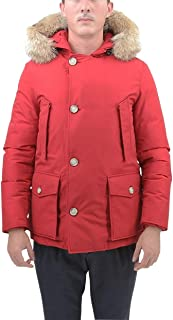 Woolrich Parka WOCPS2739-CN03-RED Rosso