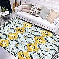 カーペット おしゃれ ペルシャ絨毯風 幾何模様 ラグ リビング マット 洗える 北欧風 カラー ペルシャ ボヘミアン風 ヴィンテージ 絨毯 2畳 80*160 3畳 ラグマット ベルギー 柄 ラグ ラグカーペット 床暖房対応 かわいい レトロ