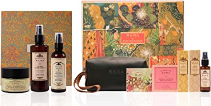 Kama Ayurveda Daily Face Care Regime for women with Pure indulgence box(Free gift)