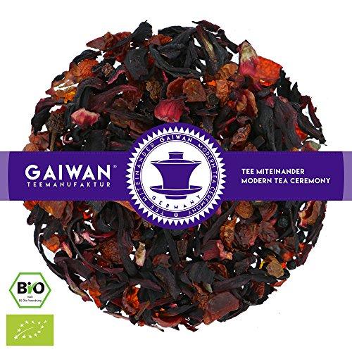 Beeren-Mischung - Bio Früchtetee lose Nr. 1124 von GAIWAN, 500 g