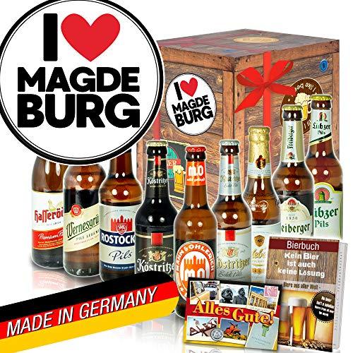 I love Magdeburg/Magdeburg Geschenkideen/Bier aus DDR