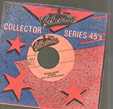 JOHNNY AND THE HURRICANES - ROCKIN GOOSE b/w DOWN YONDER - 7 inch vinyl / 45 record