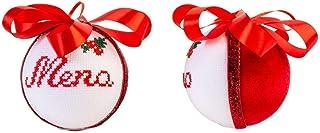 Palline di Natale personalizzate Creamando idea regalo regali personalizzati natale originali palle natalizie decorazioni ...