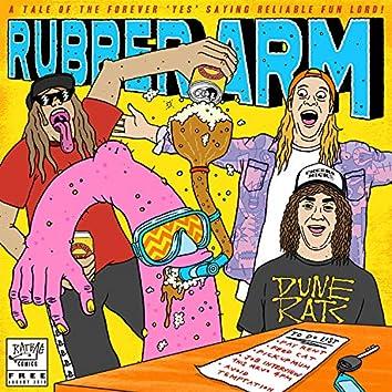 Rubber Arm