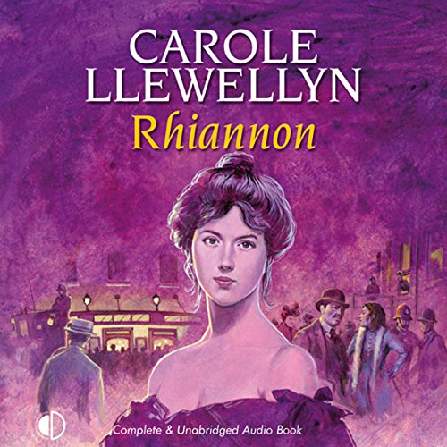 Rhiannon audiobook cover art