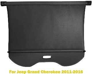 AUXMART Cargo Cover for Ford Escape 2013~2016 Tonneau Cargo Rear Trunk Retractable Shielding Shade