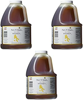 Best pure n simple 100 pure honey Reviews