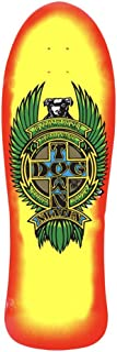 Dogtown Skateboard Deck Dressen Mini Pup Yellow/Red 8.5