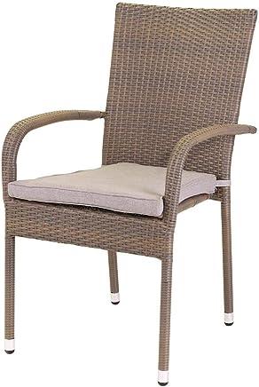 Amazon.es: sillas rattan - LOLA home / Muebles: Hogar y cocina