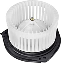FAERSI HVAC Plastic Heater Blower Motor with Fan Cage Replaces #89018521fit for 2002-2005 Buick LeSabre/2002-2005 Cadillac DeVille/2003-2004 Cadillac Seville/2002-2005 Pontiac Bonneville /2002-2003 Ol