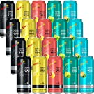 [Amazon限定ブランド] サッポロチューハイ 99.99 フォーナイン 人気フレーバー5種 飲み比べセット [ チューハイ 500ml×20本 ]