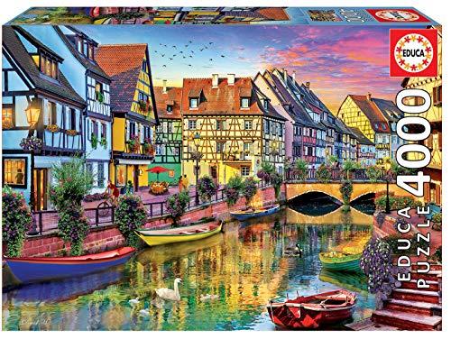 Educa- Puzzle, Colore Various, 17134.0
