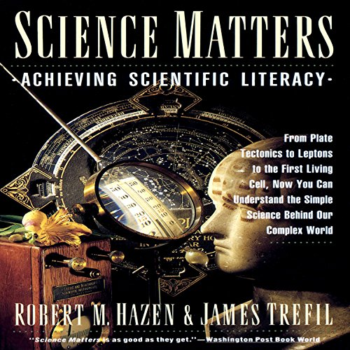 Science Matters audiobook cover art