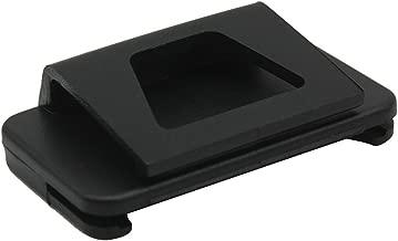 CEARI DK-5 Eyecup Eyepiece Cap Viewfinder Cover for Nikon D40 D40X D60 D70S D70 D90 D300 D300s D3000 D5000 D7000 + Microfiber Clean Cloth