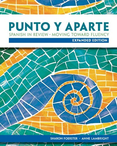Quia WB/LM Access Card for Punto y aparte: Expanded Edition