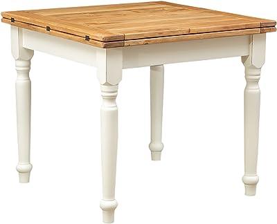 koma Runder Kiefer Tisch Esstisch Holz Küchentisch massiv