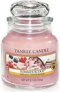 Yankee Candle Housewarmer Jar (Summer Scoop) - Small - 3.7oz